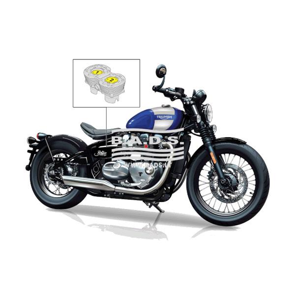 Techninė duomenų bazė Autodata (Motociklams)