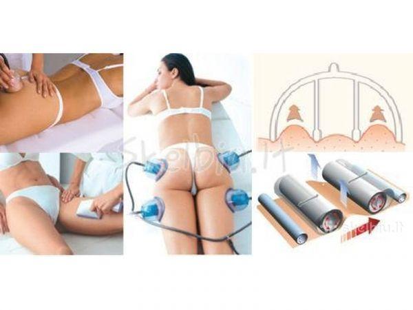 Anticeliulitinis masažas su STARVAC SP ORIGINAL aparatu (5 procedūros)