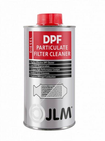 JLM - Dyzelio kietųjų dalelių filtro valiklis