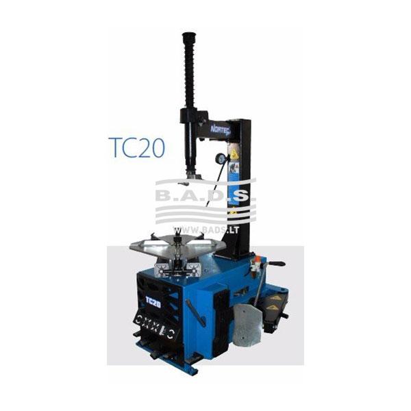 Padangų montavimo staklės TC20 www.bads.lt