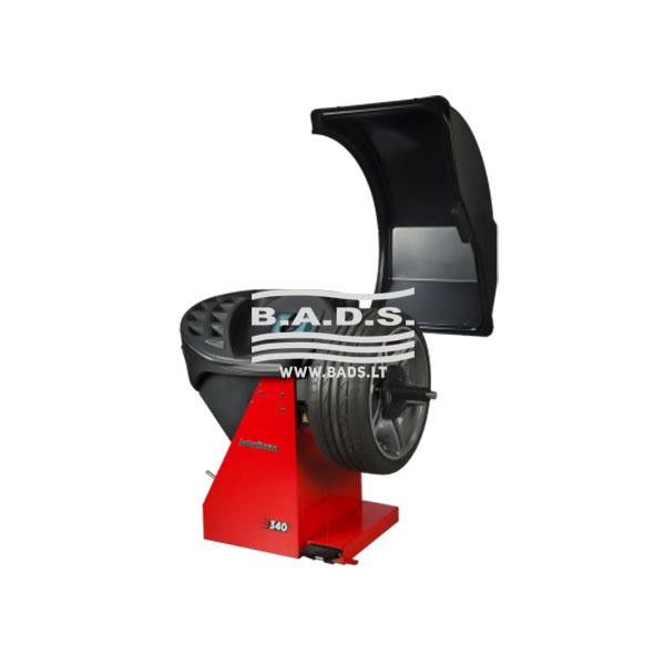 Ratų balansavimo staklės B340P www.bads.lt