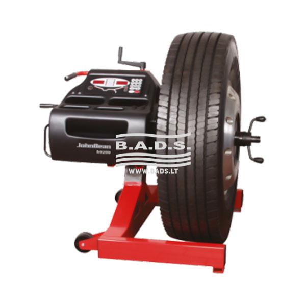 Ratų balansavimo staklės sunkvežimiams 6027812