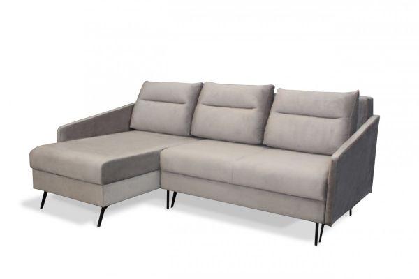 Minkšti kampai ir sofos