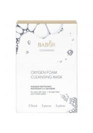 Putojanti lakštinė veido kaukė - Oxygen Foam Cleansing Mask