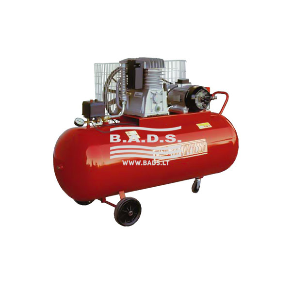 Oro kompresoriai - Kompresorius stūmoklinis GG 0900