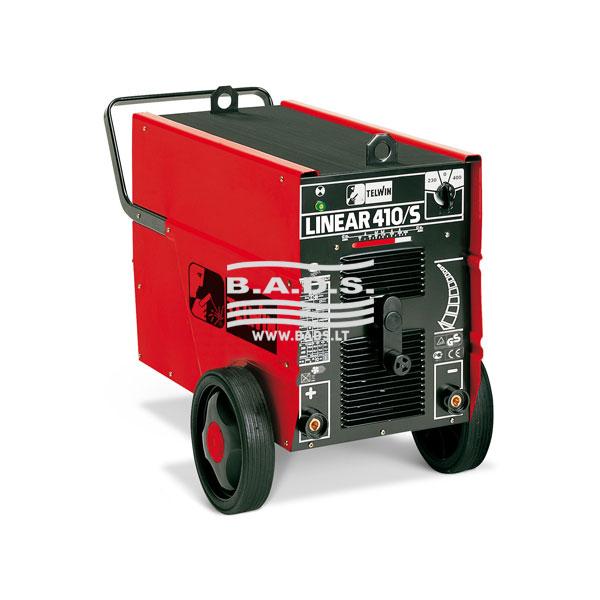Suvirinimo Aparatai - Suvirinimo aparatas MMA Linear 818008