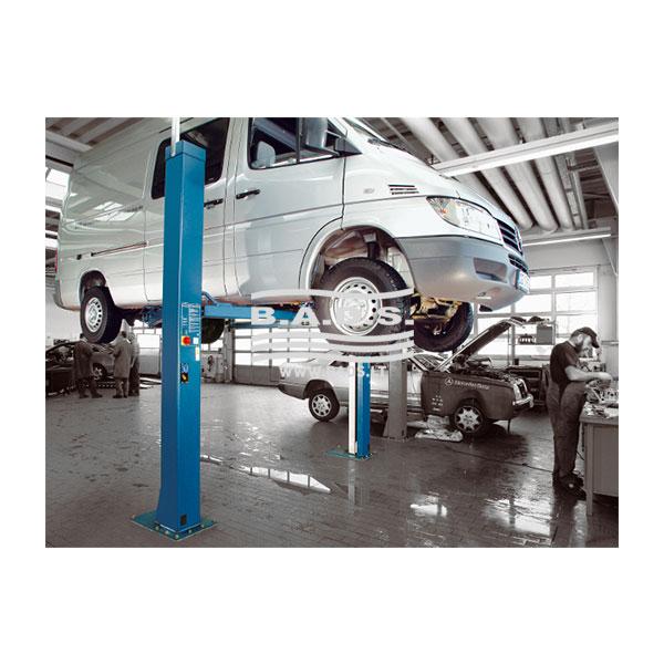 "Auto keltuvai - Keltuvas dviejų kolonų ""Nussbaum 2.35 SL"""