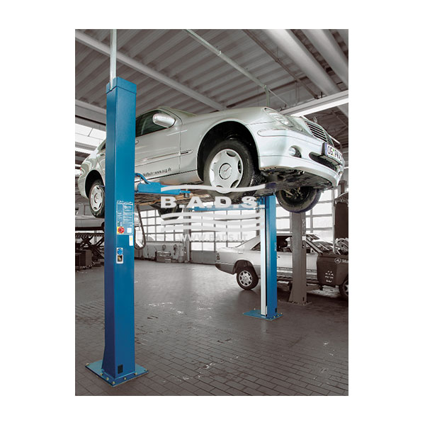"Auto keltuvai - Keltuvas dviejų kolonų ""Nussbaum 2.40 SL"""