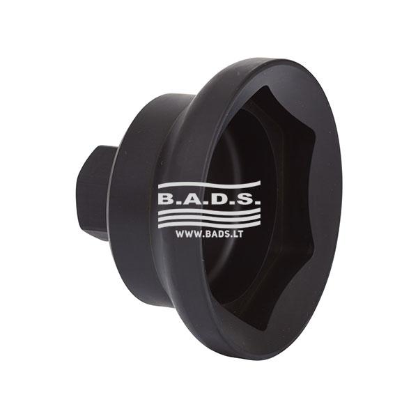 Įrankiai - smūginės Galvutės - smūginės - Specializuotos Galvutės - Smūginė galvute 6-kampė 3/4″ 450.0201