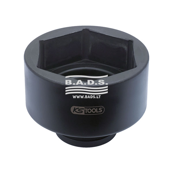 Įrankiai - smūginės Galvutės - smūginės - Specializuotos Galvutės - Smūginė galvute 6-kampė 85 mm 450.0215