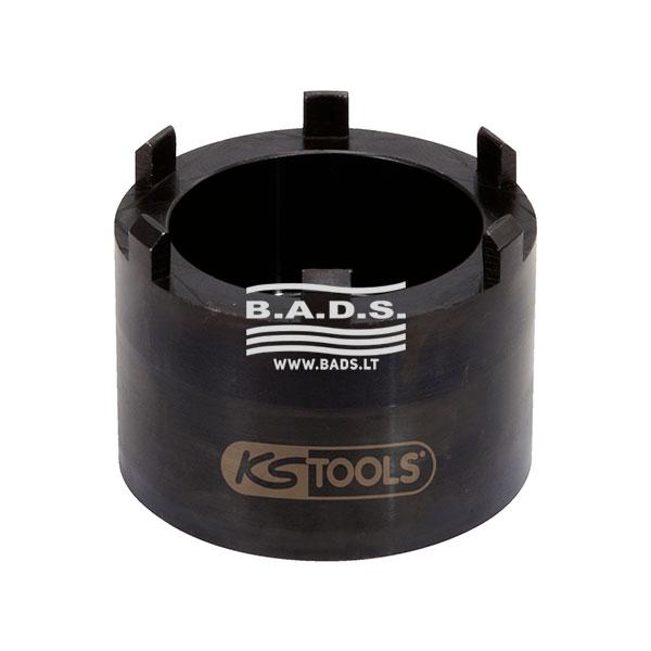 Įrankiai - smūginės Galvutės - smūginės - Specializuotos Galvutės - Smūginė galvutė apvali specializuota 50mm 450.0165