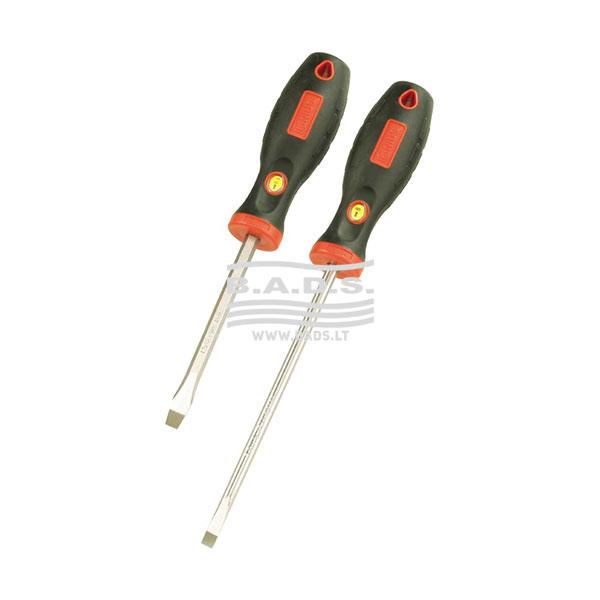 Įrankiai - atsuktuvai ir antgaliai - Atsuktuvas paprastas 504+0430