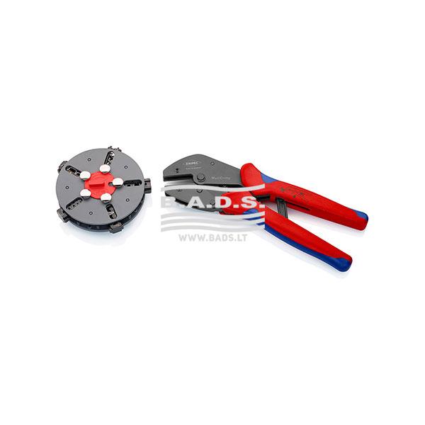 Įrankiai -  Replės elektrikui - Replės elektrikui 97 33 02
