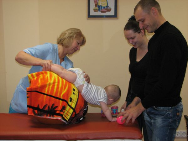Vaikų raidos ankstyvosios reabilitacijos tarnyba