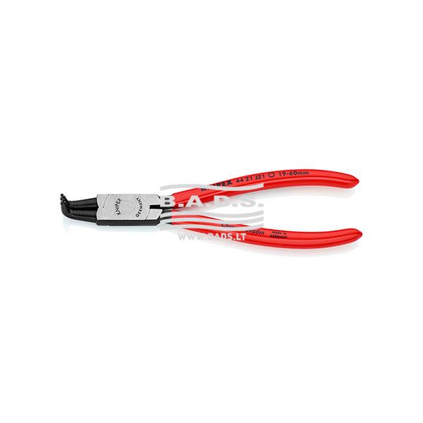 Įrankiai - Replės žiedams - Replės fiksavimo žiedams 44 21 J21
