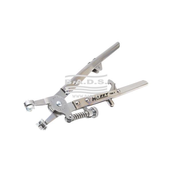 Įrankiai -  Replės specialios paskirties - Replės sąvaržų žiedams 798-1