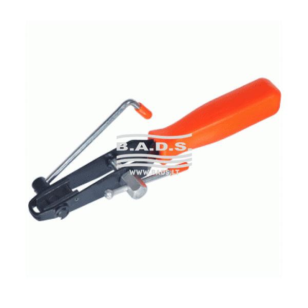 Įrankiai - Replės specialios paskirties - Įrankis pusašių gumų sąvaržoms 40058