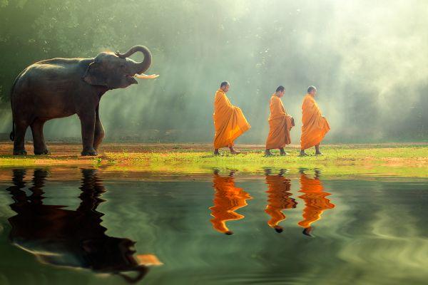 Kelionės į Tailandą