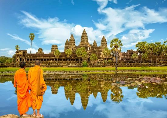 Spalvingasis Tailandas ir egzotiškoji Kambodža