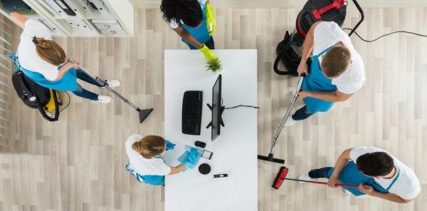 Kasdienis patalpų/biurų valymas