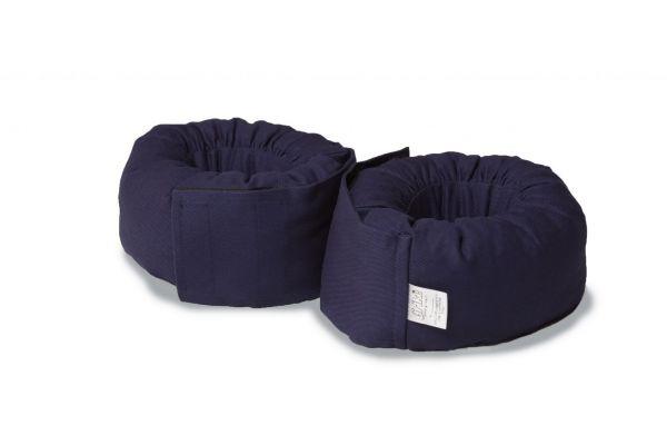 Grikių lukštų pagalvėlės kulnų pragulų profilaktikai (2 vnt.)