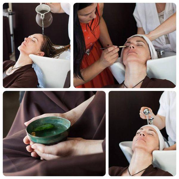 Plaukų atauginimo sistema