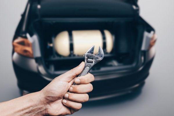 Autodujų įrangos remontas