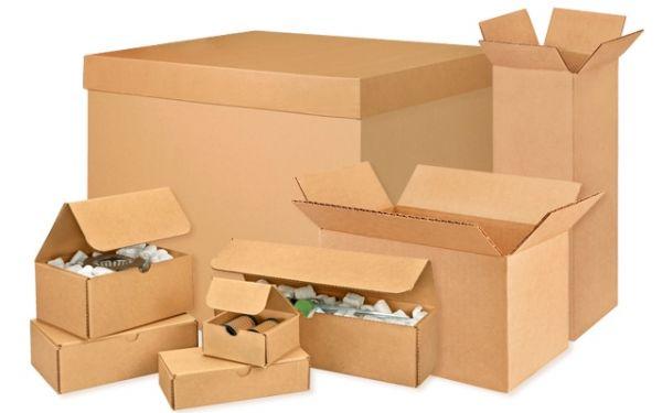 Dėžės ir dėžutės pakavimui
