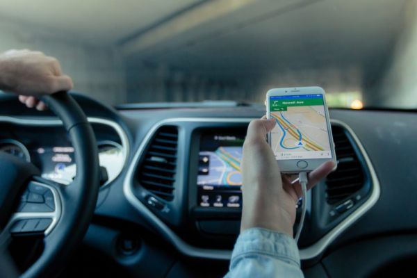 GPS Navigacijos
