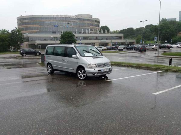 Mikroautobuso nuoma su vairuotoju 6+1