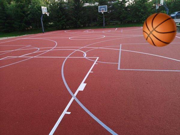 Sporto aikštelių kompleksas