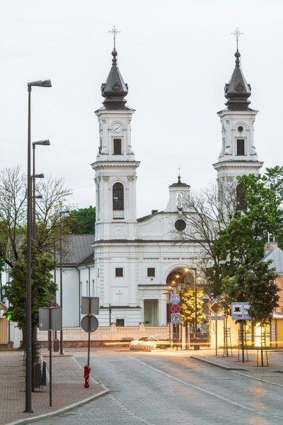 Keliaukime po Marijampolę/Seinus - gidas lietuvių kalba