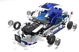 Važiuoklės, variklių remontas