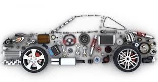 Automobilių detalės