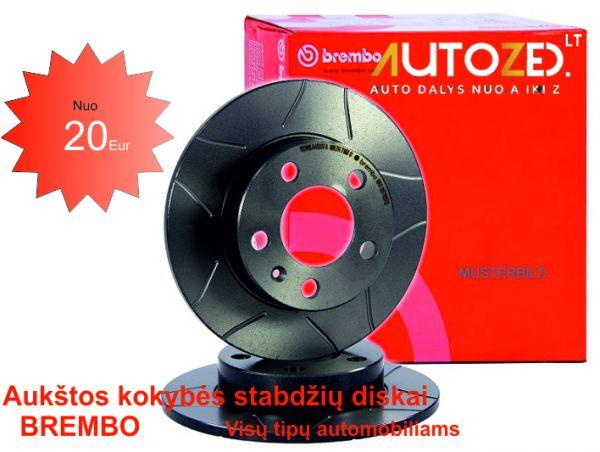 Brembo Stabžių diskai