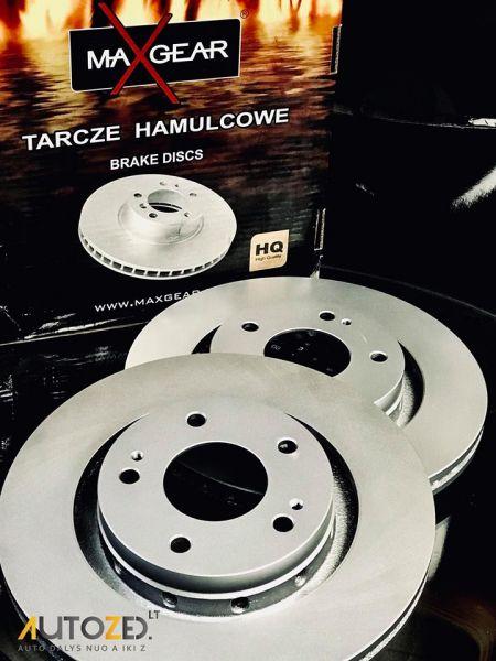 Stabdžių diskai