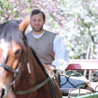 Pasivažinėjimas arkliais