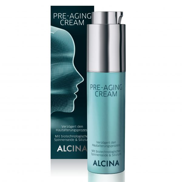 Odos senėjimą lėtinantis kremas ALCINA PRE-AGING