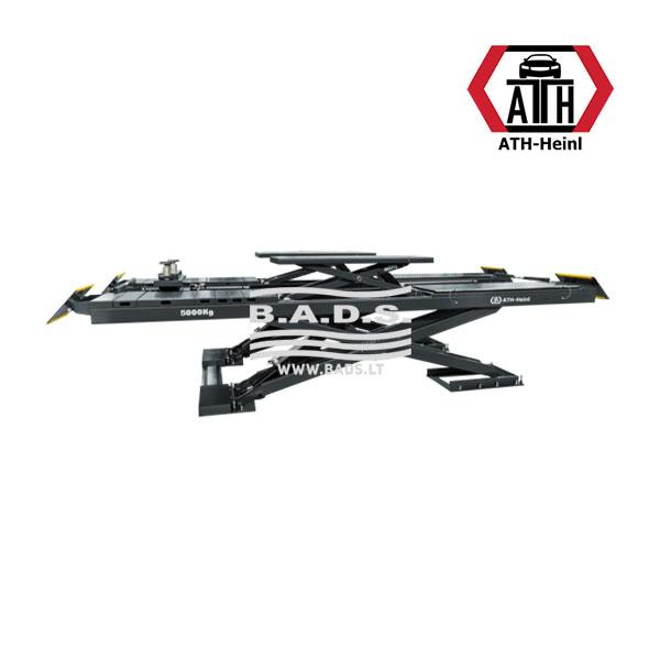Platforminis žirklinis keltuvas 4.0T ATH Cross Lift 50 - Automobilių keltuvai