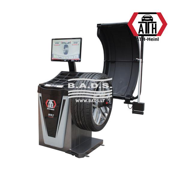 Ratų balansavimo staklės ATH W62 LCD 3D - Ratų balansavimo staklės