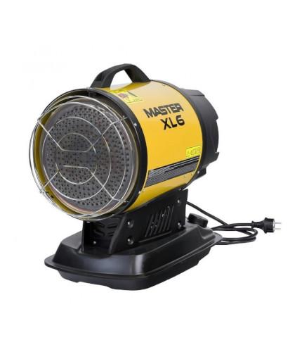 """( 17 kW) Dyzelinis infraraudonujų spindulių šildytuvas """"MASTER XL 5"""""""