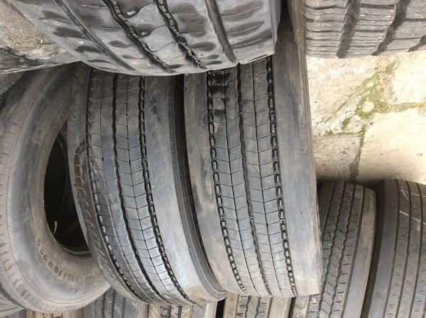 Michelin X Multi Z 315/70R22,5   2 vnt. universalus,