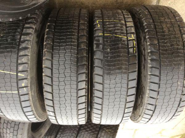 315/70R22,5   Bridgestone Ecopia H-Drive 001, 4 vnt. vedamieji, žieminiai