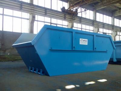 Konteineriai statybinėms atliekoms