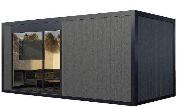"""Sanitarinis konteineris """"Mobile Lounge"""""""