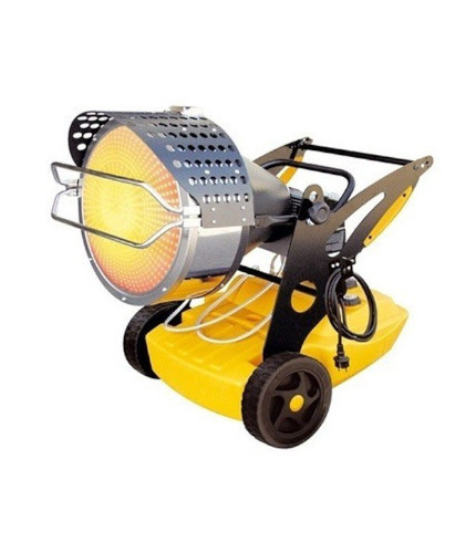 """( 43 kW) Dyzelinis infraraudonujų spindulių šildytuvas """"MASTER XL 9"""""""
