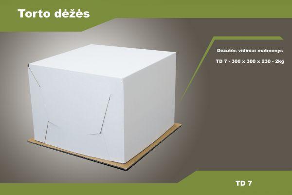 Torto dėžė TD7