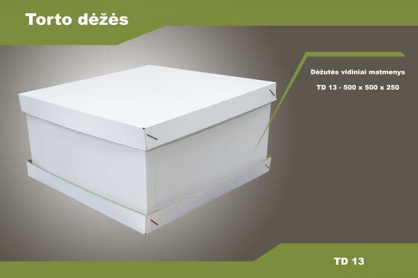 Torto dėžė TD 13