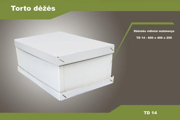 Torto dėžė TD 14