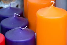 Proginės, gedulo žvakės